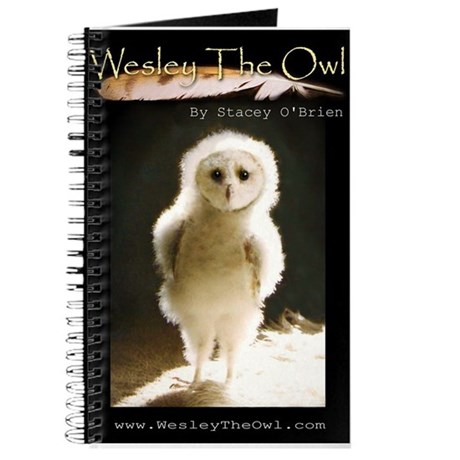 Wesley The Owl Journal