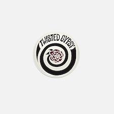 twisted gypsy Mini Button
