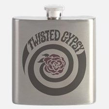 twisted gypsy Flask