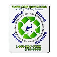 4rs-logo Mousepad