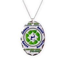 4rs-logo Necklace