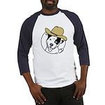 Cowboy Poppy Baseball Jersey
