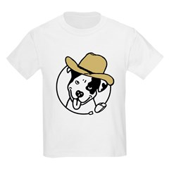 Cowboy Poppy Kids T-Shirt