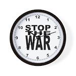 Stop The War Wall Clock