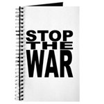 Stop The War Journal