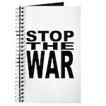 Stop The War Journal