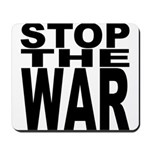 Stop The War Mousepad
