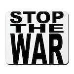 Stop The War Mousepad