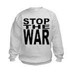 Stop The War Kids Sweatshirt