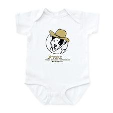 Cowboy Poppy Infant Creeper