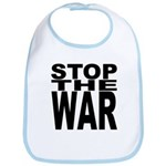 Stop The War Bib
