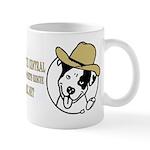 Cowboy Poppy Mug