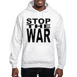 Stop The War Hooded Sweatshirt
