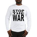 Stop The War Long Sleeve T-Shirt