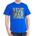 Stop The War Dark T-Shirt