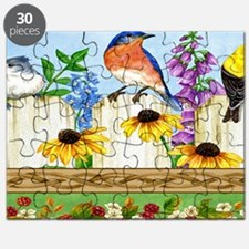 Beautiful birds Puzzle