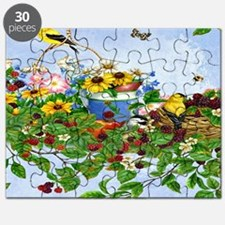 Beautiful birds, busy butterflies, and boun Puzzle