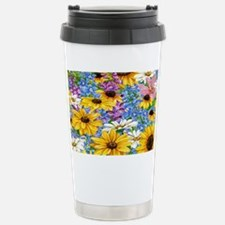 blooms in the garden Stainless Steel Travel Mug