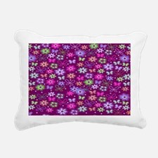 brown-all-a-flutter copy Rectangular Canvas Pillow