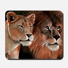 Beauty and the Beast lfp 2 Mousepad