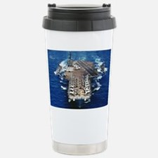 khawk cv framed panel print Travel Mug
