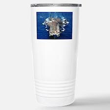 khawk cva lare framed print Travel Mug