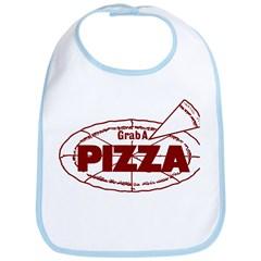 Grab A Pizza Bib