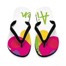 Aileen-the-butterfly Flip Flops