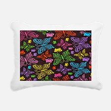 butterfliesssa copy Rectangular Canvas Pillow