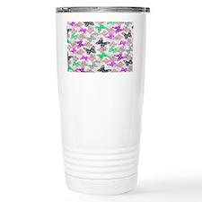 butterfliesssss copy Travel Mug