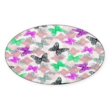 butterfliesssss copy Decal