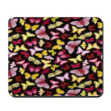 butterfliesss Mousepad