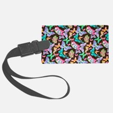 BUTTERFLYPKD Luggage Tag