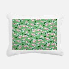 Butterfly Roundup copy Rectangular Canvas Pillow