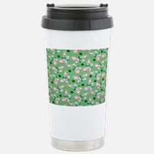 Butterfly Roundup copy Stainless Steel Travel Mug