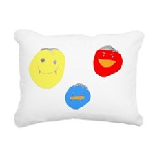 sydnies vampires Rectangular Canvas Pillow