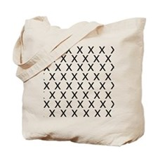 HELVETICA-X-no-words Tote Bag