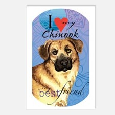 chinook T Postcards (Package of 8)