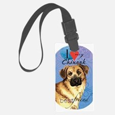 chinook T Luggage Tag