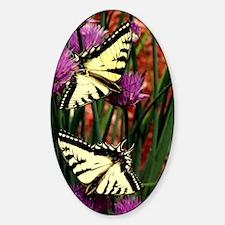butterflies keychain Decal