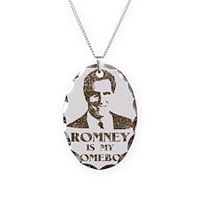 Mitt RomneyHomeboy4 Necklace