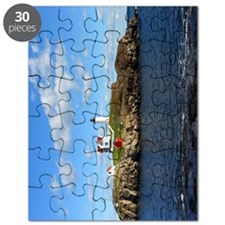 Nubble Light House (Cape Neddick Light Stat Puzzle
