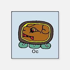 "Oc Square Sticker 3"" x 3"""