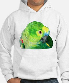 Blue-Fronted Amazon Hoodie