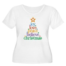 Joy Love Christmas T-Shirt