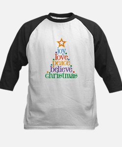 Joy Love Christmas Tee