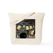 Big Drum Set 2 Tote Bag