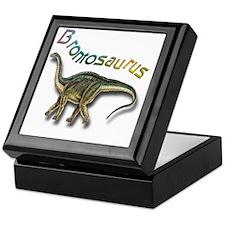 Apatosaurus - Brontosaurus Keepsake Box