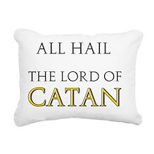 Allhail Rectangular Canvas Pillow