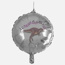 Acrocanthosaurus Balloon